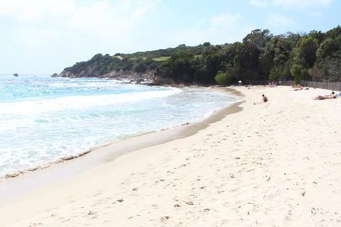 grand sperone beach
