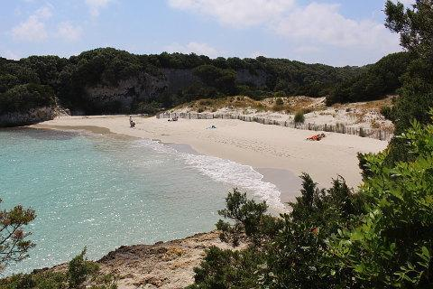 petit sperone beach