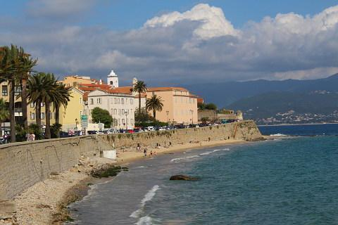 Photo de Ajaccio in South Corsica