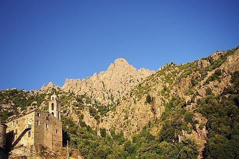 Photo de Popolasca in Central Corsica