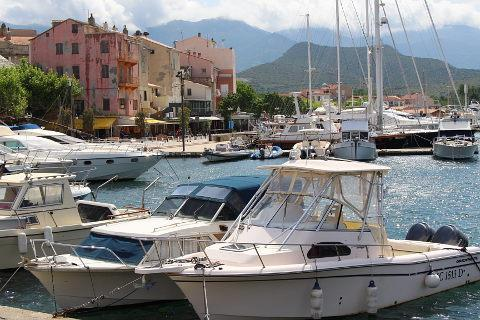 Photo de Saint-Florent in North Corsica
