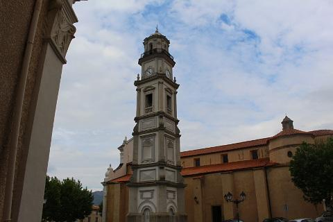 calanzana bell tower